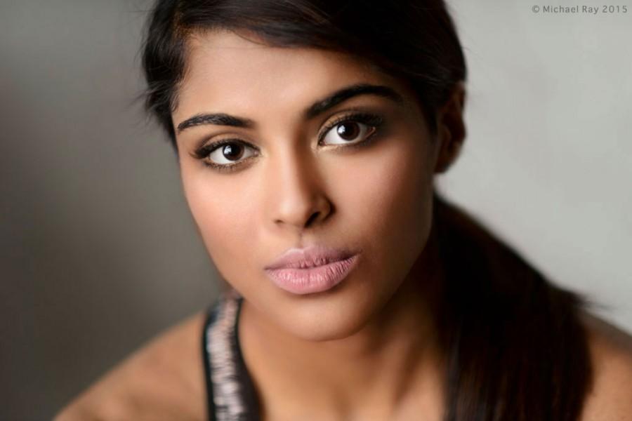 Pittsburgh Model Headshot of Sabrina Malik