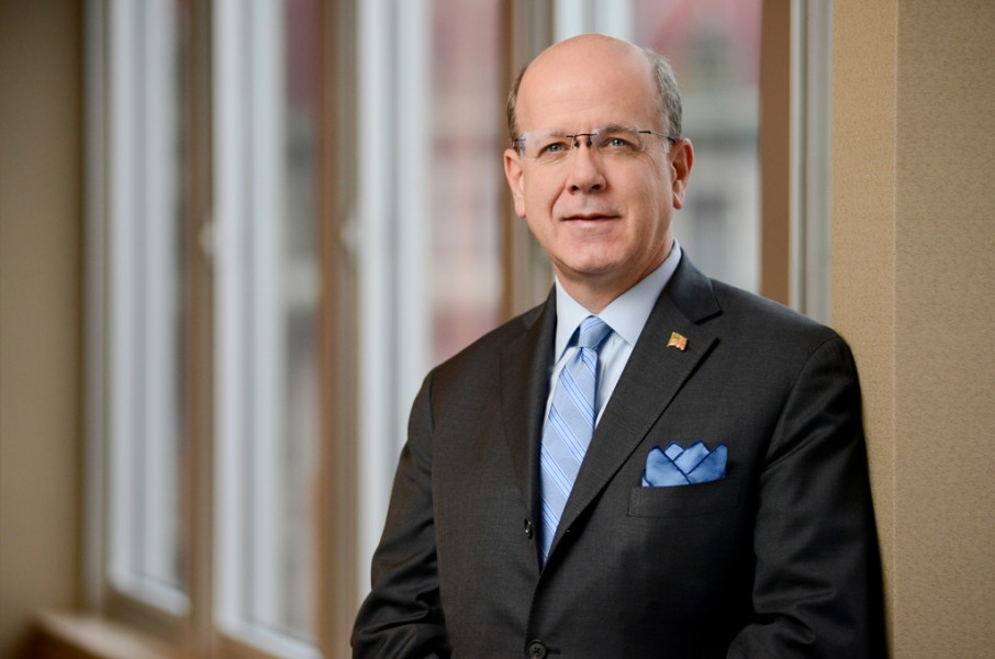 Executive Portrait of GNC CEO